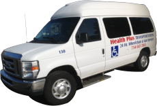 healthcare plus van